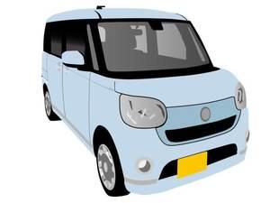 軽自動車のイメージ